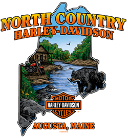 North Country Harley-Davidson located in Augusta, Maine