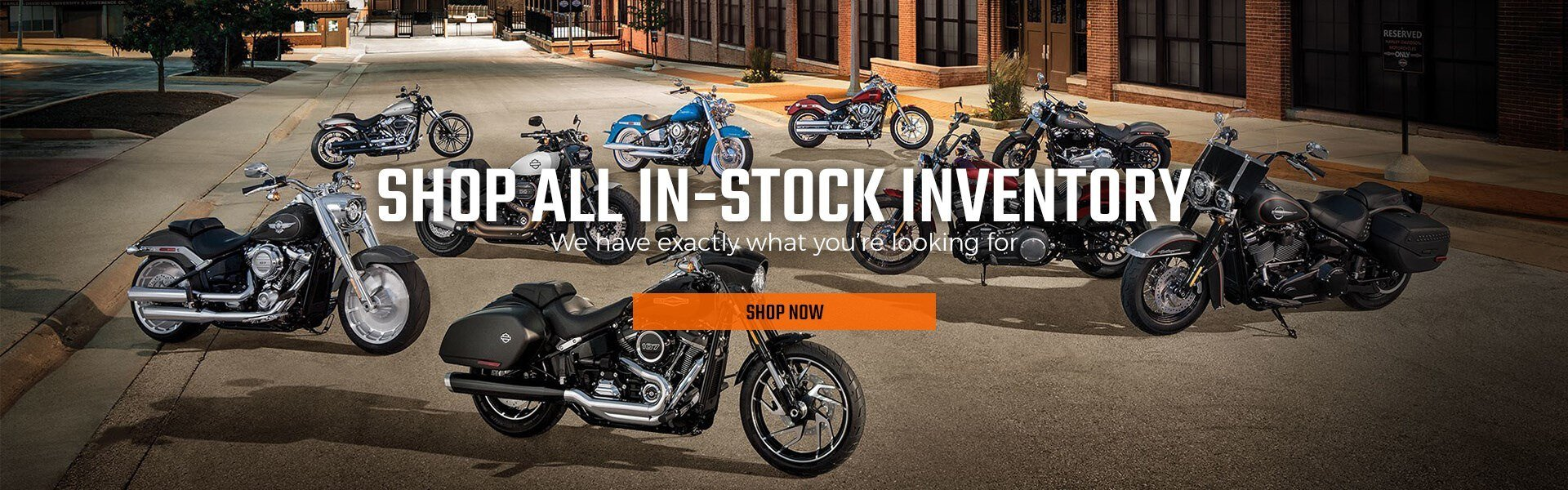 Shop In-Stock Inventory at North Country Harley-Davidson